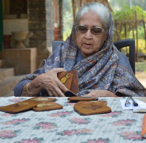 Queen of Sawantwadi, Rajmata Satwashila Devi Bhonsle