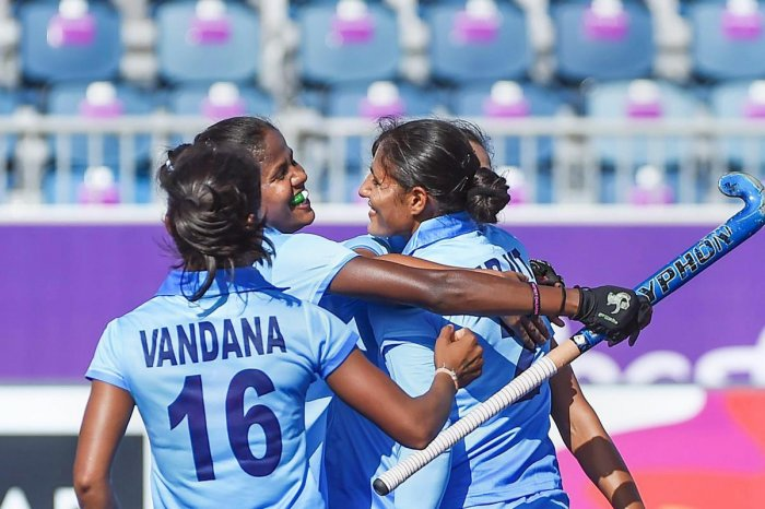 Indian women's hockey team played out a draw against Korea in their last round robin match at the Asian Champions Trophy. PTI FILE PHOTO