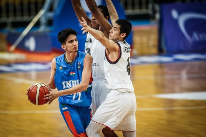 RISING STAR Karnataka's Prashant Tomar has risen up the ranks through his sheer perseverance and hardwork. FIBA