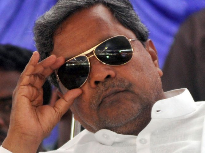 Siddaramaiah, the 69-year-old leader from the backward Kuruba community, became the first chief minister in four decades to complete a full five-year term. DH file photo