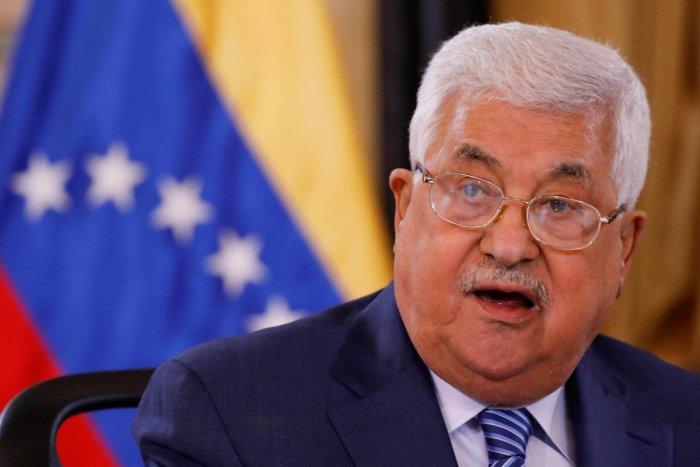 Palestinian President Mahmoud Abbas. REUTERS file photo
