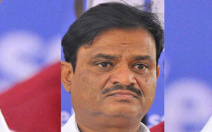 RR Nagar constituency was represented by Congress' Muniratna in the previous Assembly. DH file photo