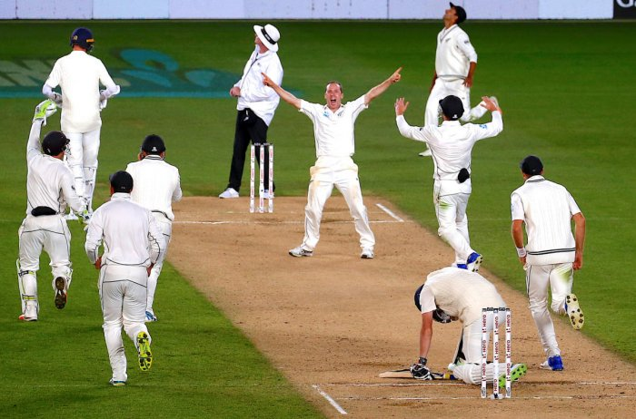 The New Zealand Cricket has decided not to host a Test again at the Eden Park. Reuters
