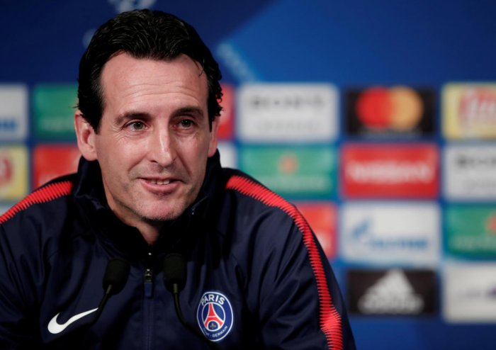 Former Paris Saint-Germain coach Unai Emery is expected to be the new manager of Arsenal. Reuters