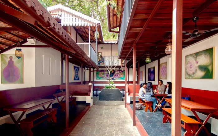 DYU Art cafe is every photographer's delight.