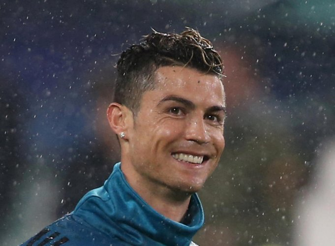 Real Madrid's Cristiano Ronaldo feels he can keep playing till the age of 41. Reuters