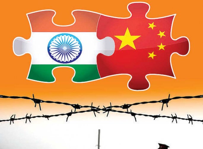 The India-China border dispute coversthe 3,488 km long Line of Actual Control (LAC).
