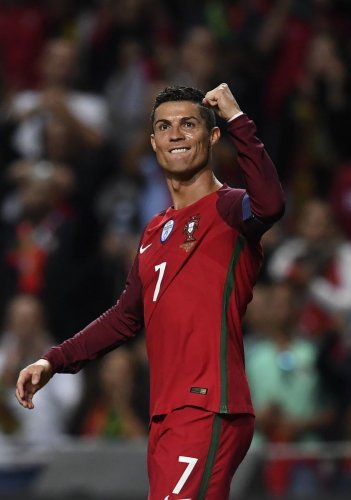 SEVEN THE CYNOSURE: Portugal will look to rally around Cristiano Ronaldo in Russia. AFP
