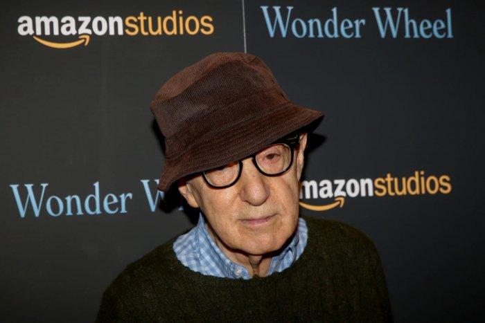 Director Woody Allen. Reuters Photo