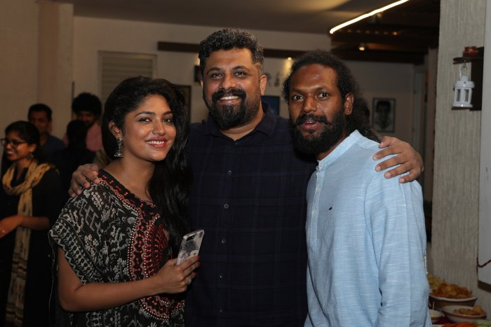 Samyukta, Raghu Dixit and Baadal