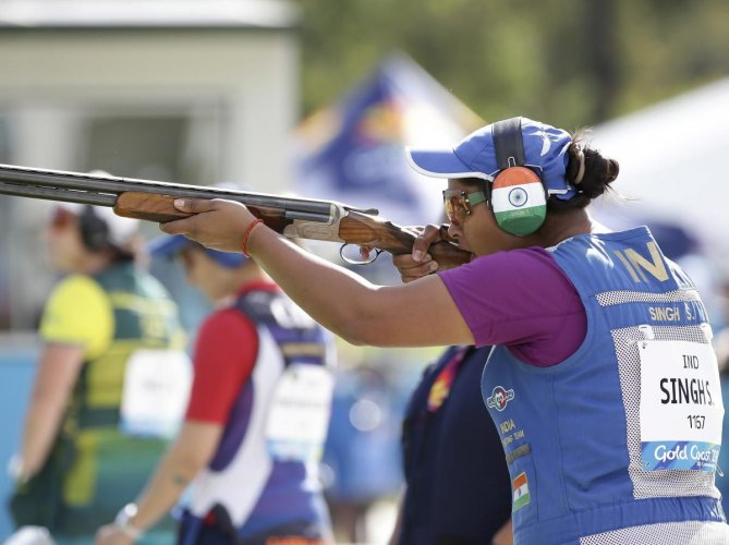 The national championship and trials for the rifle and pistol shooters were scheduled to be held at Thiruvananthapuram from May 31 to June 18. They will be now held in the second week of June at the capital's Dr Karni Singh Shooting Ranges. (File photo fo