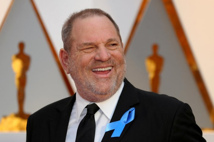 Harvey Weinstein arrives at the 89th Academy Awards in Hollywood. Reuters file photo