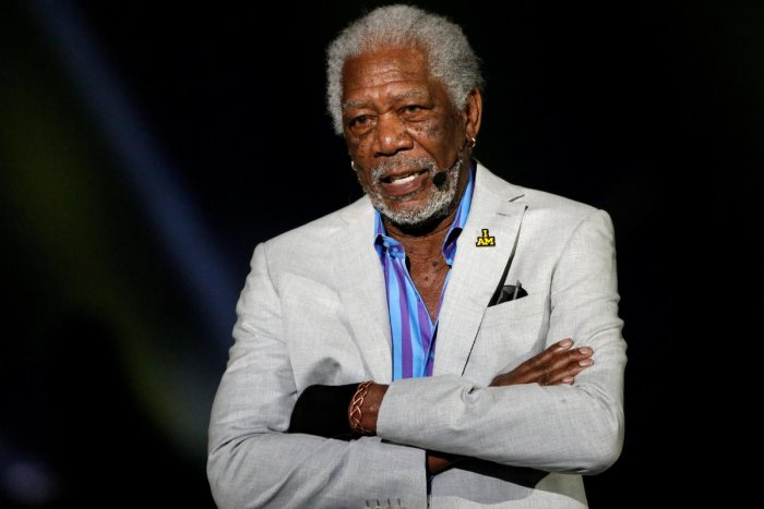 Oscar-winning actor Morgan Freeman has been accused of sexual misconduct and inappropriate behaviour on movie sets by as many as eight women. Reuters file photo
