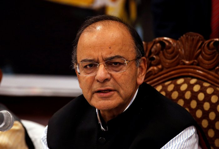 Finance Minister Arun Jaitley had undergone a successful kidney transplant at AIIMS on May 14. Reuters file photo