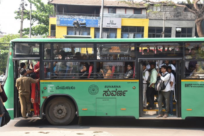 In Pune and Mumbai, bus transport is managed by the municipality.