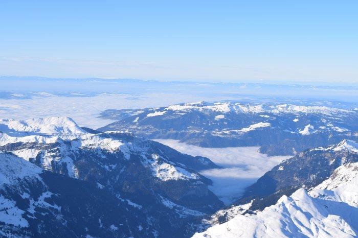 Jungfraujoch, the top of Europe.