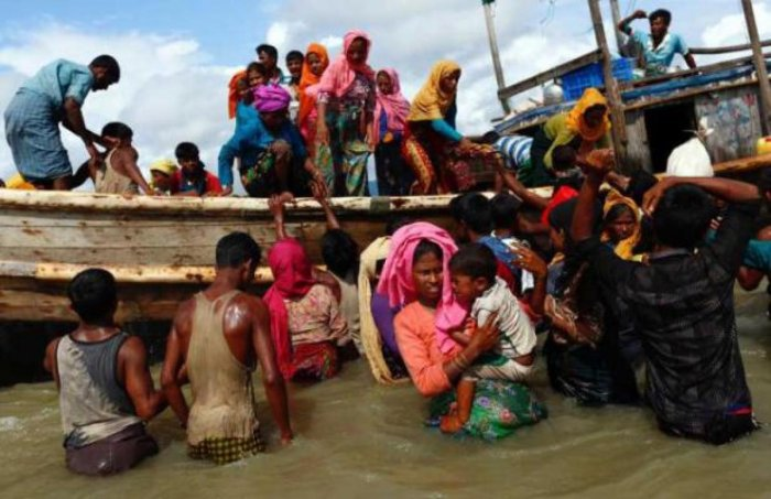 The Rohingya, who have fled persecution time and again, fear being on the run once more. Reuters File Photo