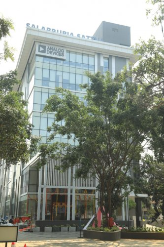 A view of the Bengaluru centre of Analog Devices.