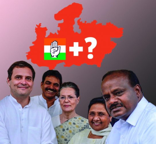 Anti-incumbency against the BJP is indeed very strong but Congress is not the only party likely to benefit from it.