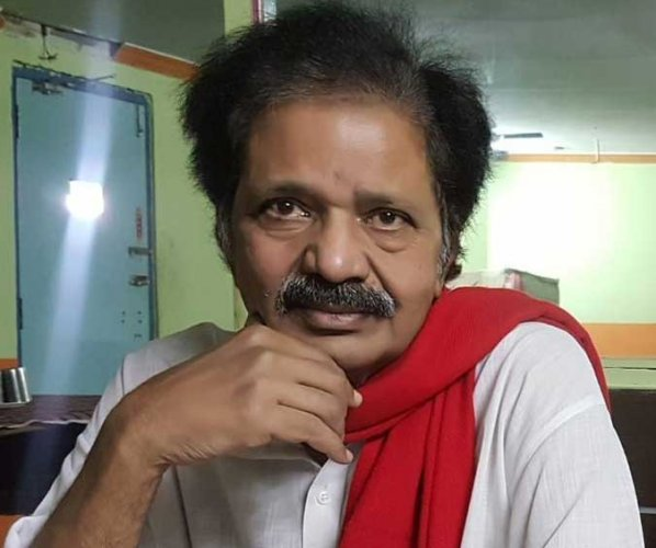 "Noted Telugu film personality Madala Ranga Rao, also popularly known as ""Red Star"" for his revolutionary movies, died at a private hospital here in the early hours of today. Picture courtesy Twitter"