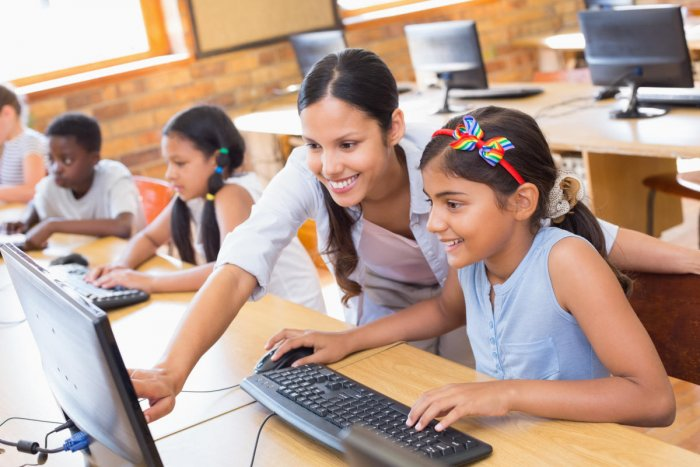 Today, teachers can redefine the way children learn by combining their teaching skills with tech-enabled tools.