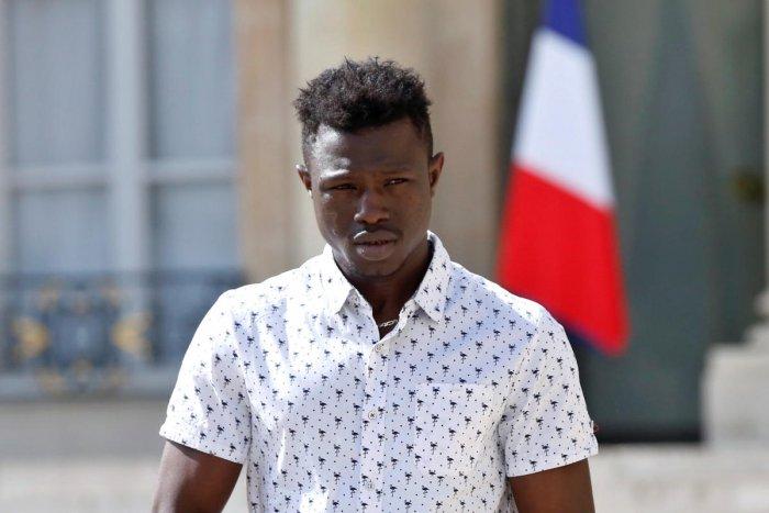 Mamoudou Gassama, Reuters file photo