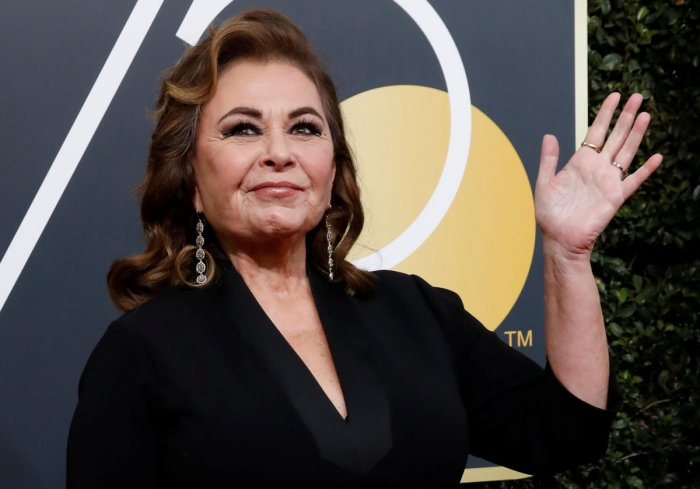 Actress Roseanne Barr. Reuters file photo