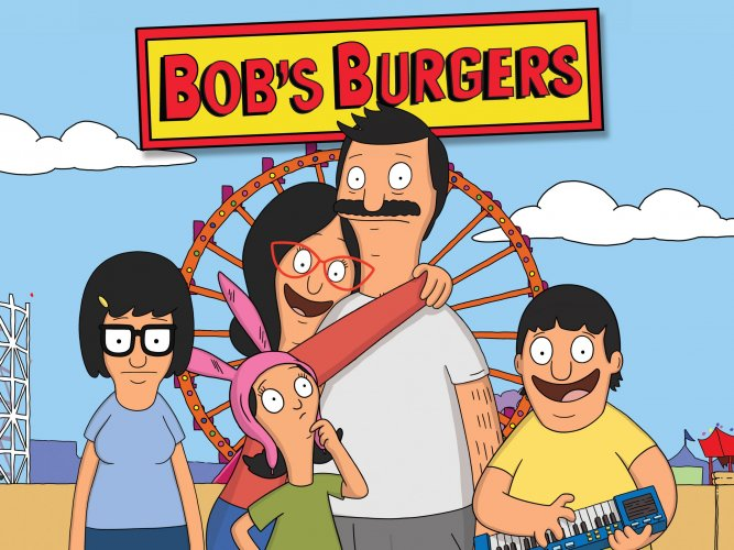Characters of 'Bob's Burgers'.