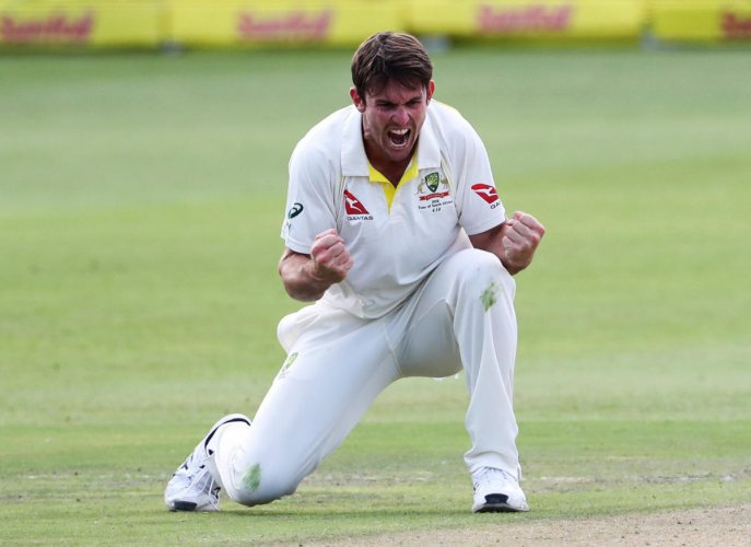 Australia's Mitchell Marsh will lead a strong Australia 'A' side on India tour. Reuters