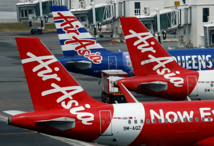 Officers raided AirAsia offices in major Indian cities as part of its investigation. AirAsia has denied any wrongdoing. (Reuters file photo)