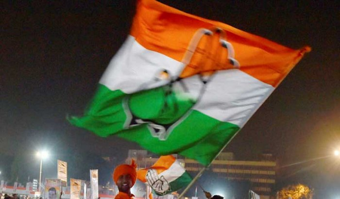 After todays win, the Congress has 21 MLAs in the 60-member Assembly, one MLA more than the NPP.