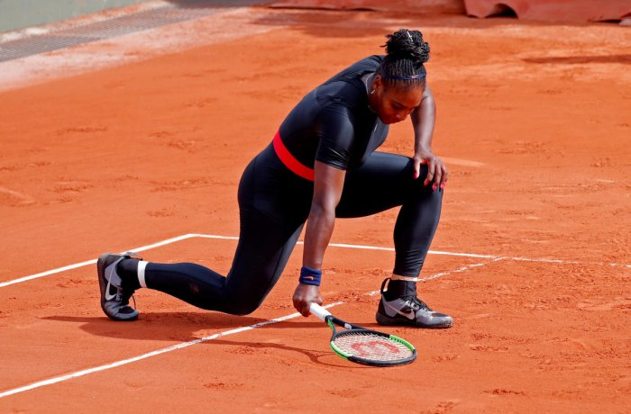 Serena Williams. REUTERS