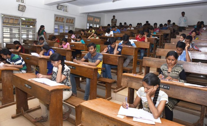 A total of 13,26,725 candidates had appeared for the National Eligibility-cum-Entrance Test (NEET) on May 6. (File photo)