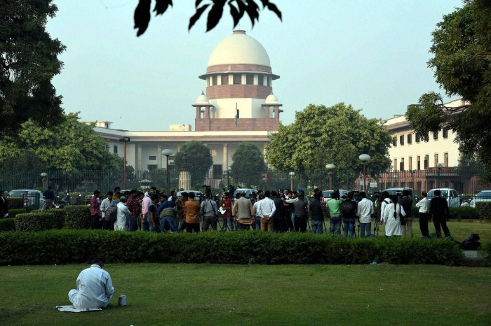 SC to hear case today