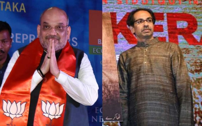 The meeting assumes significance in the wake of strained relations between the two saffron alliance partners.