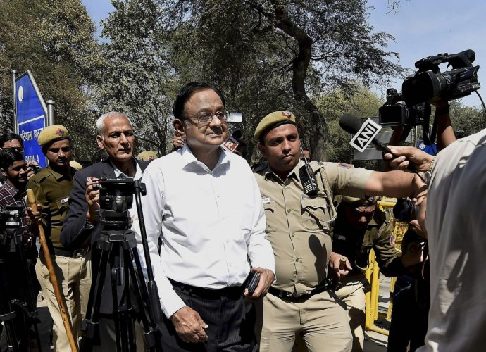 The senior Congress leader arrived at the agency's headquarter annexe office here at about 10:58 AM and was accompanied by a lawyer. (PTI file photo)