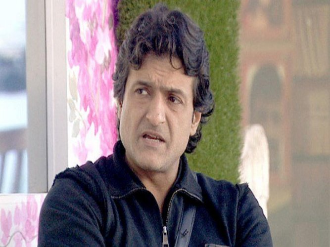 Bollywood actor Armaan Kohli. image courtesy ANI