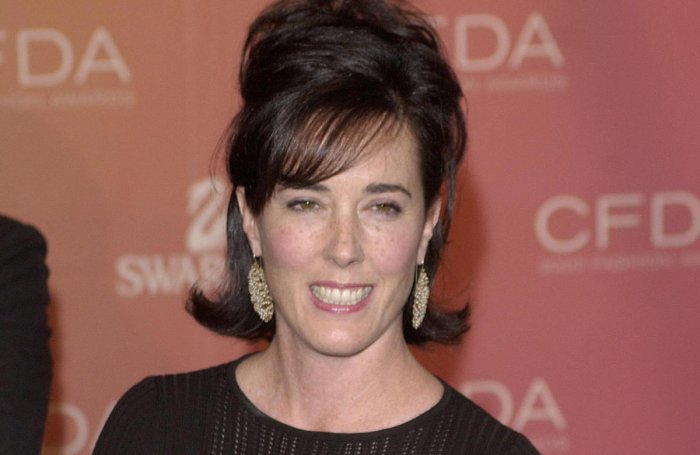 A police spokeswoman confirmed Kate Spade committed suicide. Reuters File photo