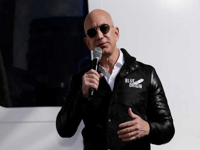 Amazon Founder and CEO Jeff Bezos. (Reuters file photo)