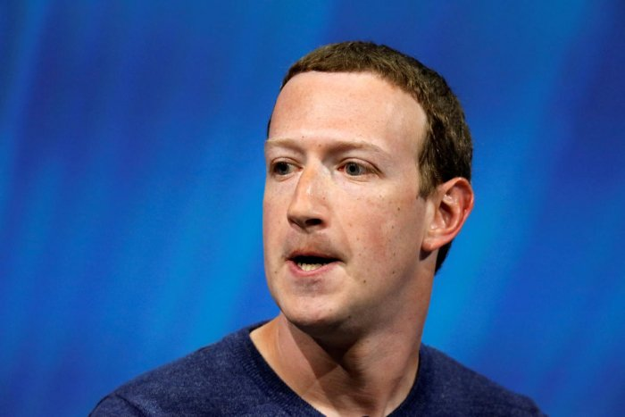 Facebook's founder and CEO Mark Zuckerberg. Reuters File Photo