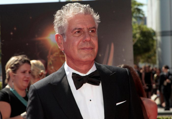 Chef and television personality Anthony Bourdain. Reuters File photo