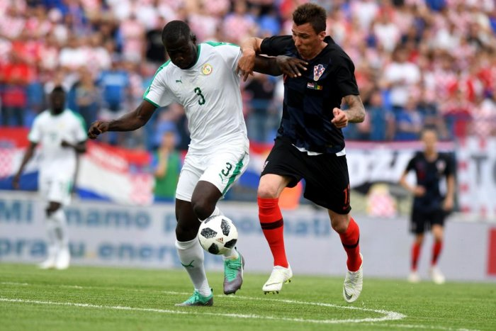 Senegal defense will be marshalled by the burly Koulibaly Kalidou. AFP
