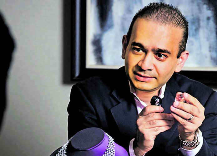 The CBI, in its charge sheets filed on May 14, had alleged that Nirav Modi, through his companies, syphoned off funds to the tune of Rs 6,498.20 crore using fraudulent LoUs issued from PNB's Brady House branch in Mumbai. File photo