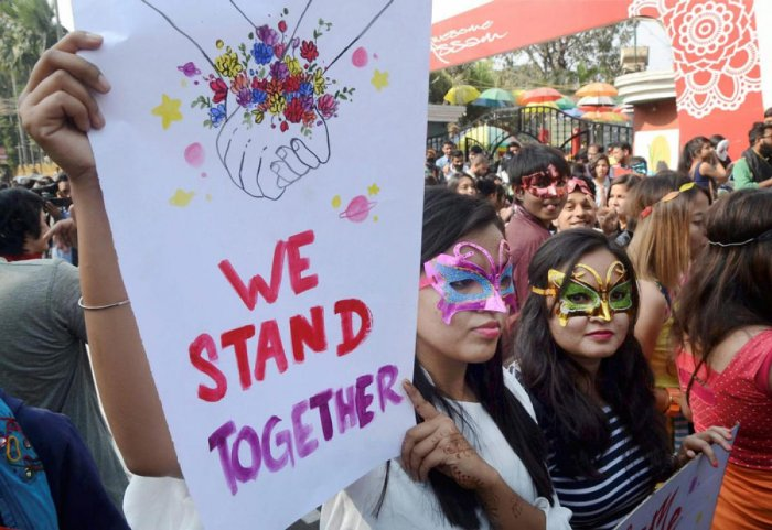 Same-sex marriages are illegal in India and homosexuality is a crime under Section Section 377 (unnatural offences) of IPC. PTI file photo