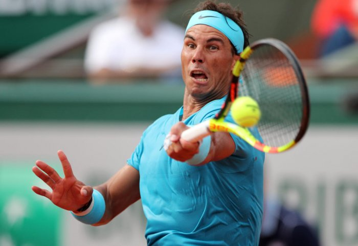 Clay king Rafael Nadal's triumph at the French Open highlighted the woefully under-performing next generation. Reuters