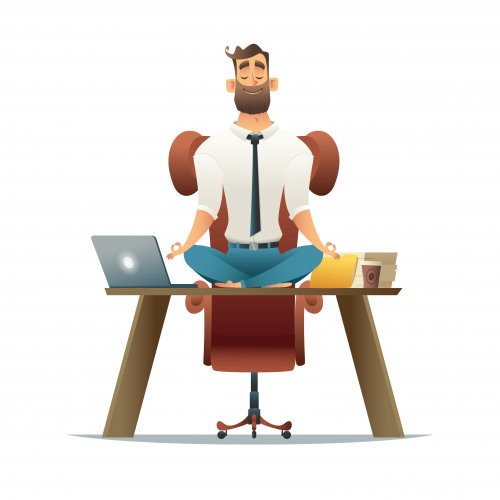 Desk Workouts For Super Dads Deccan Herald