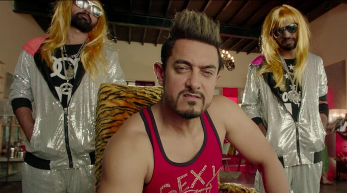 Aamir's recent film 'Secret Superstar' was a big hit in China.