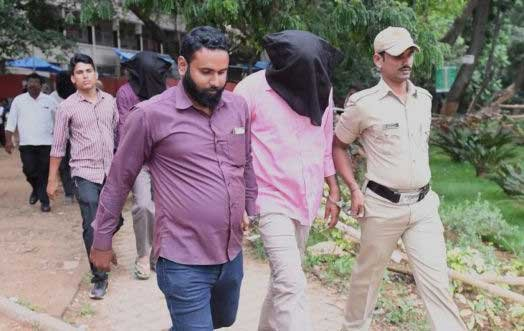 The magistrate on Monday extended the custody of the arrested suspects in the Gauri murder case for four days.