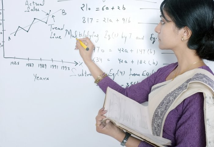 Under the revised regulations of the UGC, however, the university teachers, unlike their college counterparts, will have to conduct research and also perform well in teaching and other student-centric activities for their promotion and salary increment.(Representative image)