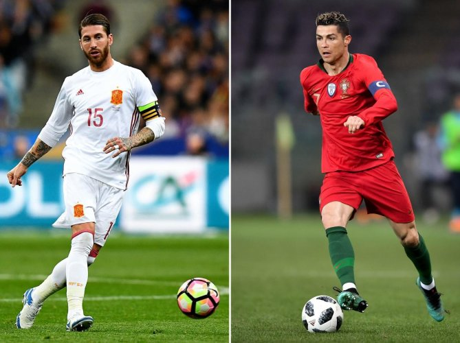 With Spain unbeaten in 20 games and Portugal having lost one competitive match since September 2014, Friday's clash in Sochi appeared to be a case of an irresistible force meeting an immovable object.
